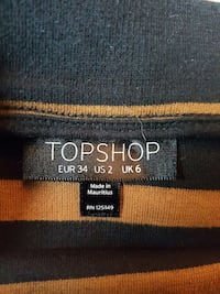 BNWOT Topshop fitted skirt Toronto, M4W 1A8