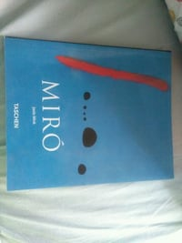 libro Joan Miró Madrid, 28043