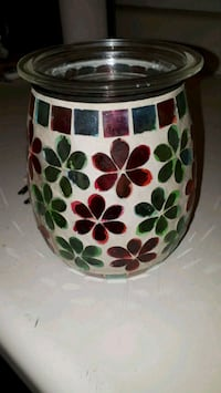 Stain Glass scented wax warmer 541 km