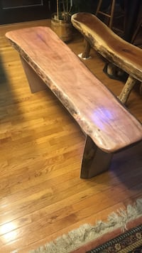 Handmade woodbench Harpers Ferry, 25425