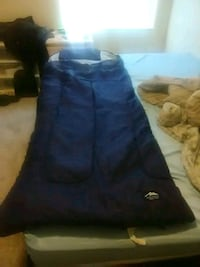 Blue sleeping bag West Valley City, 84119