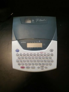 P-Touch Brother, used for sale  Fort Myers, FL