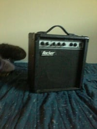 black Rocker guitar amplifier Winnipeg, R2K 3L4