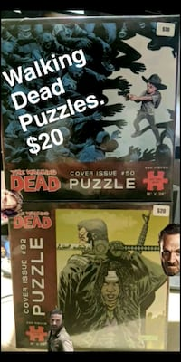 Walking Dead 550 Piece Puzzle Mississauga, L4W 3H7