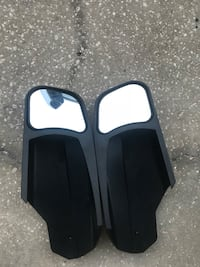 Mirror extensions for a new model GMC or Chevy Auburndale, 33823