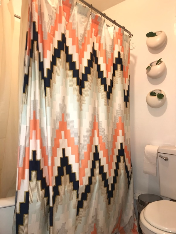 Used Modern Shower Curtain For Sale In San Francisco