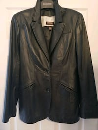 Women's Danier Leather Blazer Size XS