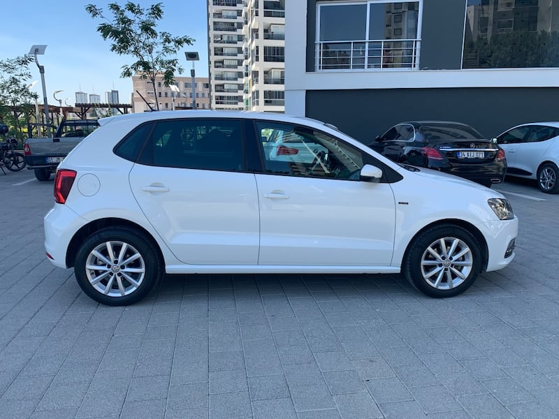 2016 Volkswagen Polo 1.2 TSI BMT 90 PS LOUNGE DSG 5