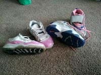 Size12 jordan and speed turfs