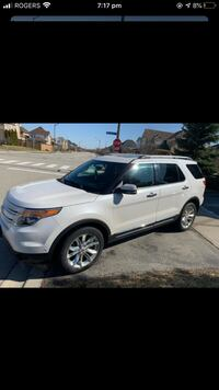 2012 Ford Explorer Mississauga