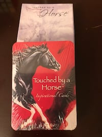 Inspirational horse-themed cards