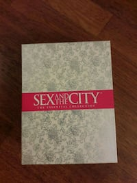 Sex and the city - the essential collection Fana, 5232
