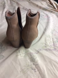 Swede low cut boots Calgary, T2A