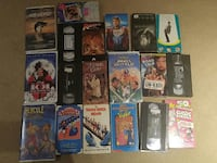 Assorted vsh movies