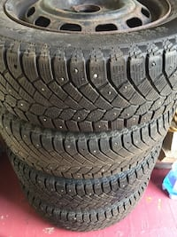 Continental r15 Rims/Tyres Vestby, 1540