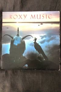 ROXY MUSIC Orijinal Album ve Plak Kadikoy, 34742