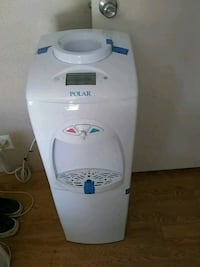 Polar filtration system with hot and cold water 489 mi