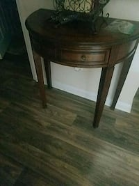 brown wooden side table with cabinet Buford, 30519
