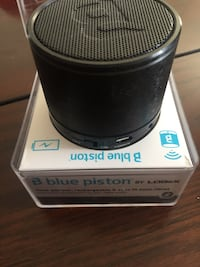 Rechargeable, Wireless blue piston speaker NEW Calgary, T2Z