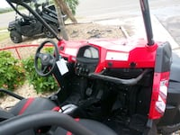 red and black all-terrain vehicle McAllen, 78503