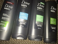 4 Mens Body Wash All together $10  Edmonton, T5B 3S1