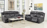 Vigo Collection by New Classic Furniture Couch and Loveseat