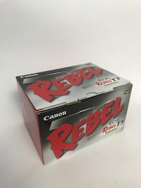 Canon EOS Rebel T3 12.2MP CMOS Digital SLR with 18-55mm&Travel Charger