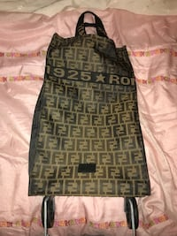 Fendi Roma Italy 1925 Vintage Tote Roll Bag Chicago, 60647