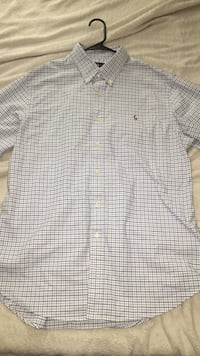 Ralph Lauren slim fit stretch oxford longsleeve