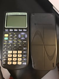 TI-83 Graphing Calculator Washington, 20003