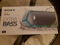 Brand New Sony Extra Bass SRS-XB32 Vaughan, L6A 4A3