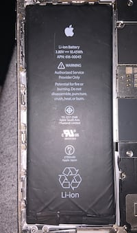 iphone 6s plus battery limited addition
