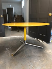 "Kitchen table.  48"" round. Designer selected   Arlington, 22207"