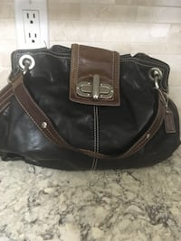 DANIER LEATHER Purse Markham