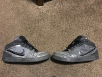 Custom (All Black) Nike ID Air Shoes Victoria, V8N 3H9