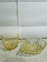 Depression Glass  Foley
