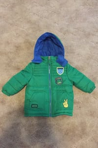Boys 18 month Winter Jacket Coat Stewartstown, 17363