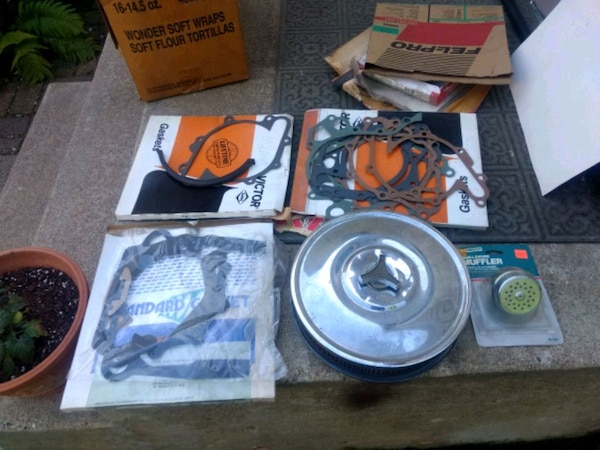 Miscellaneous car items