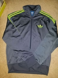 Adidas zip up (small)