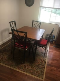 Dinner Table + 4 Chairs Springfield, 22153