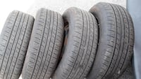 4 Fuzion touring M&S mud and snow 215 60 R16 Tires and Rims  Hempstead, 11558