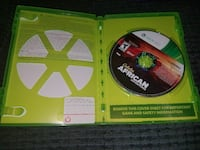African Xbox 360 game disc Hastings, 68901