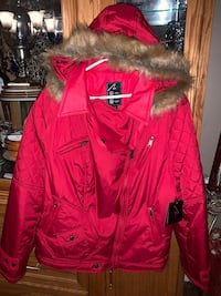 BRAND NEW WITH TAGS WOMANS ALPINETEK COAT 2X North Dumfries