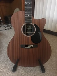 Martin and Co acoustic/electric