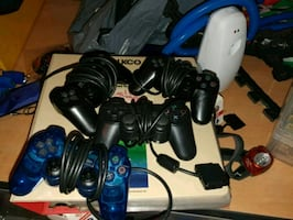 PS2 controllers