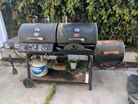 black and gray gas grill Irvine, 92612