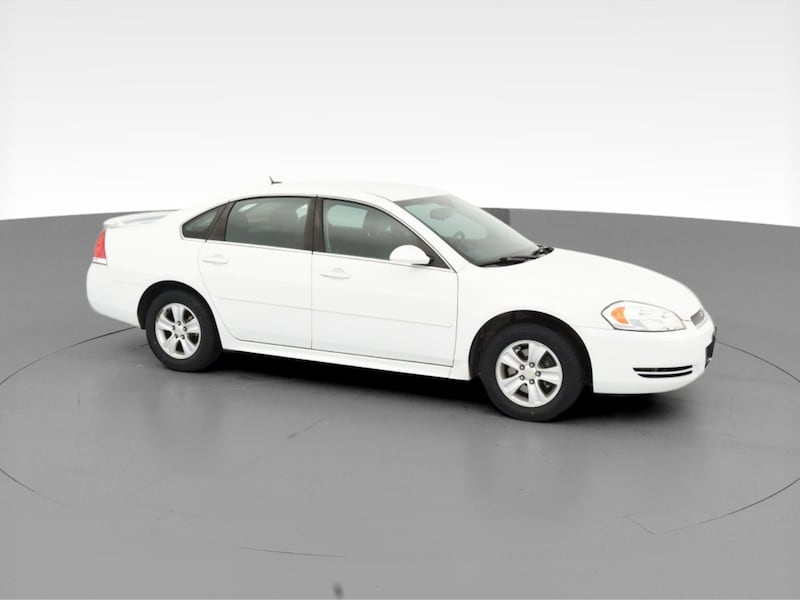 2014 Chevy Chevrolet Impala Limited sedan LS Sedan 4D White  53c0cd18-11b6-4e28-9d31-aa226076c5ab