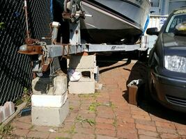 trailer for sale free boat engine seized  bill of sale