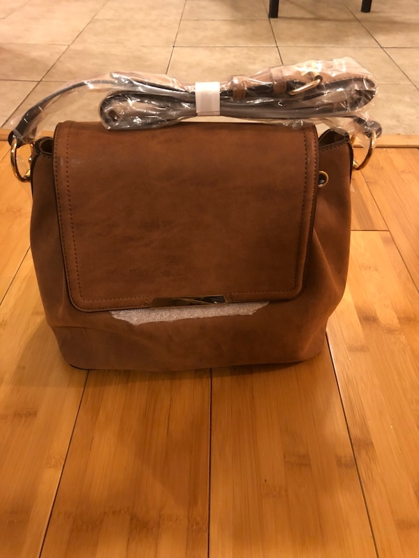 Brown Aldo purse