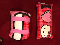 Hello Kitty child's sleeping bag and pillow Bowie, 20721